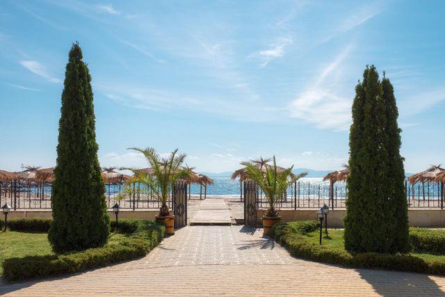 Festa Pomorie resort - Beach